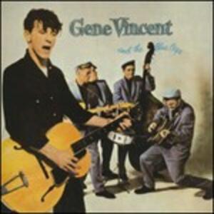 Gene Vincent and the Blue Caps - Vinile LP di Gene Vincent,Blue Caps