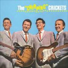 Chirping Crickets - Vinile LP di Buddy Holly,Crickets