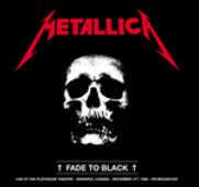 Vinile Fade to Black Metallica