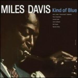 Kind of Blue - Vinile LP di Miles Davis