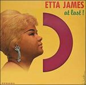At Last! - Vinile LP di Etta James