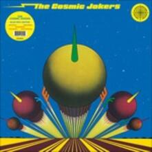 Cosmic Jokers (Blue Vinyl) - Vinile LP di Cosmic Jokers