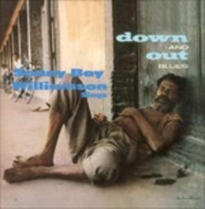 Down and Out Blues - Vinile LP di Sonny Boy Williamson