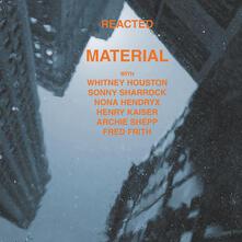 Reacted (RSD) - Vinile LP di Material