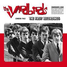 First Recordings London 1963 - Vinile LP di Yardbirds