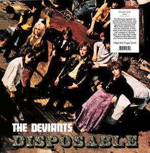 Disposable - Vinile LP di Deviants