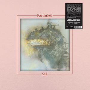 Still - Vinile LP di Pete Sinfield