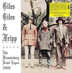 Brondesbury Road Tales - Vinile LP di Robert Fripp,Michael Giles,Peter Giles