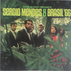 Herb Alpert Presents - Vinile LP di Sergio Mendes,Brasil '66