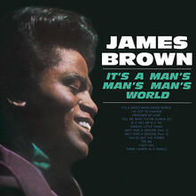 It's a Man's Man's Man's World - Vinile LP di James Brown
