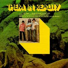 In Reality (Clear Vinyl Edition) - Vinile LP di Them