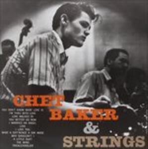 Chet Baker with Strings - Vinile LP di Chet Baker