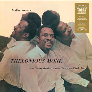 Brillant Corners - Vinile LP di Thelonious Monk,Sonny Rollins