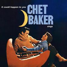 It Could Happen to You - Vinile LP di Chet Baker