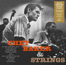 With Strings - Vinile LP di Chet Baker