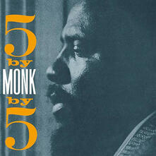 5 by 5 by Monk (Reissue Deluxe Edition) - Vinile LP di Thelonious Monk