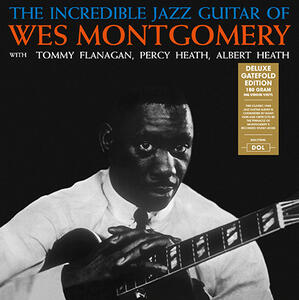 The Incredible Jazz Guitar of Wes Montgomery - Vinile LP di Wes Montgomery