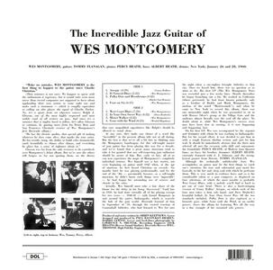 The Incredible Jazz Guitar of Wes Montgomery - Vinile LP di Wes Montgomery - 2