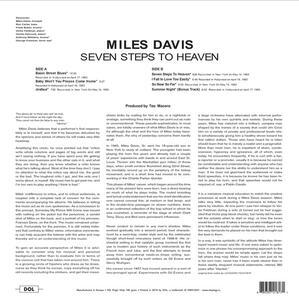 Seven Steps to Heaven - Vinile LP di Miles Davis - 2