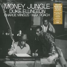 Money Jungle - Vinile LP di Duke Ellington,Max Roach,Charles Mingus