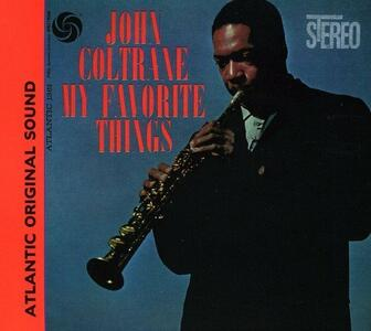 My Favorite Things - Vinile LP di John Coltrane