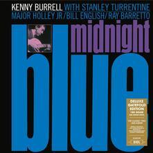 Midnight Blue - Vinile LP di Kenny Burrell