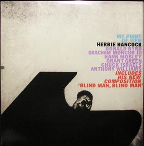 My Point of View - Vinile LP di Herbie Hancock