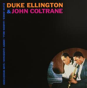 Duke Ellington & John Coltrane - Vinile LP di Duke Ellington,John Coltrane