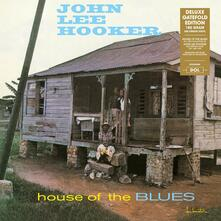 House of the Blues - Vinile LP di John Lee Hooker