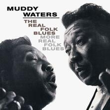 Real Folk Blues - Vinile LP di Muddy Waters