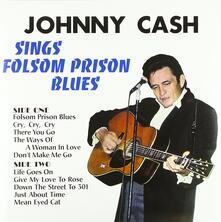 Johnny Cash Sings Folsom Prison Blues - Vinile LP di Johnny Cash