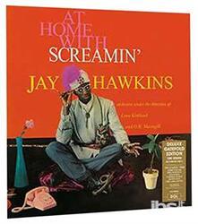 At Home with Screamin Jay Hawkins - Vinile LP di Screaming Jay Hawkins