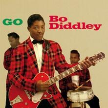 Go Bo Diddley ( + Bonus Track) - Vinile LP di Bo Diddley