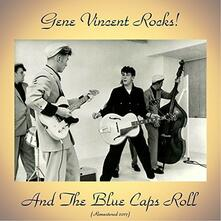 Gene Vincent Rocks & the Blue Caps Roll - Vinile LP di Gene Vincent