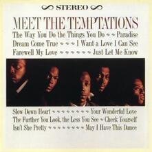 Meet the Temptations - Vinile LP di Temptations