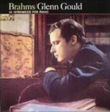 10 intermezzi per pianoforte - Vinile LP di Johannes Brahms,Glenn Gould