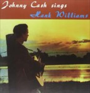 Sings Hank Williams - Vinile LP di Johnny Cash
