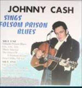 Sings Folsom Prison Blues - Vinile LP di Johnny Cash