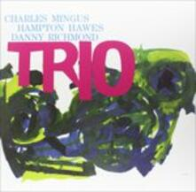 Trio - Vinile LP di Charles Mingus