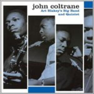 Art Blakey's Big Band and Quintet - Vinile LP di John Coltrane