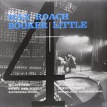 Booker Little 4 - Max Roach - Vinile LP di Max Roach,Booker Little