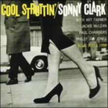 Cool Struttin' (180 gr.) - Vinile LP di Sonny Clark