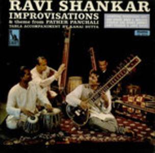 Improvisations - Vinile LP di Ravi Shankar