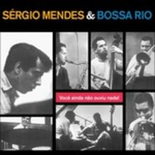 And the Bossa Rio (180 gr.) - Vinile LP di Sergio Mendes