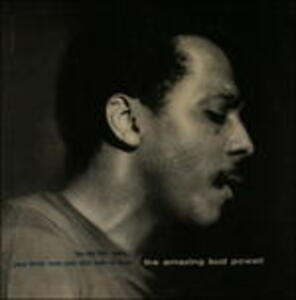 The Amazing Bud Powell - Vinile LP di Bud Powell