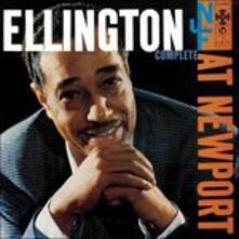 Newport Unreleased - Vinile LP di Duke Ellington