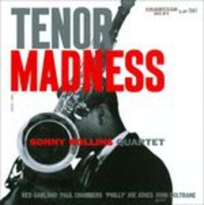 Tenor Madness - Vinile LP di Sonny Rollins