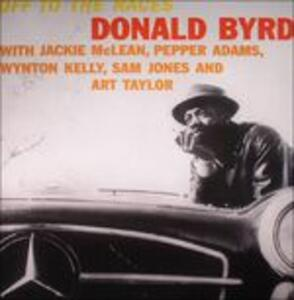 Off to the Race - Vinile LP di Donald Byrd