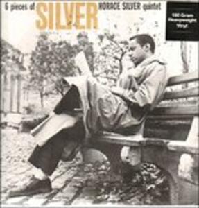 6 Pieces of Silver - Vinile LP di Horace Silver