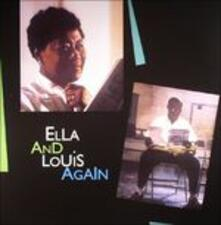 Again - Vinile LP di Louis Armstrong,Ella Fitzgerald